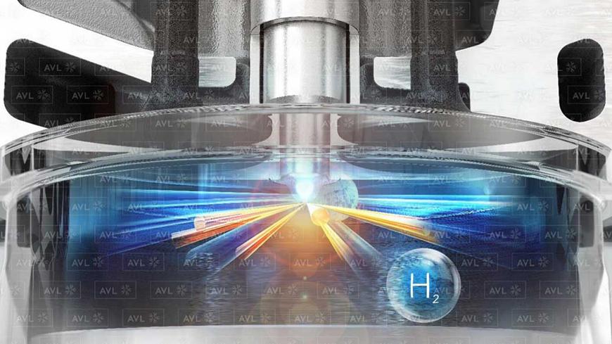 Les moteurs à injection hydrogène aussi efficaces que les piles à combustible ?